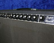 Fender Super Reverb Black